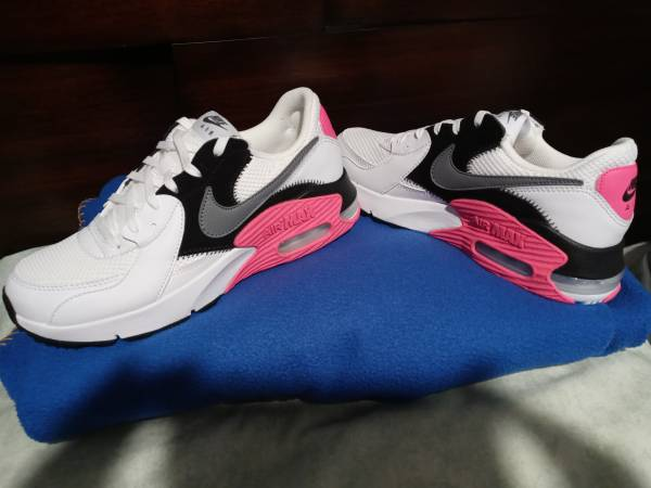 Photo Brand new Womens Nike Air Max shoes size 8 - $75 (Southeast lincoln)