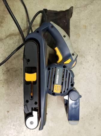 Photo Chicago Electric Belt Sander - $30