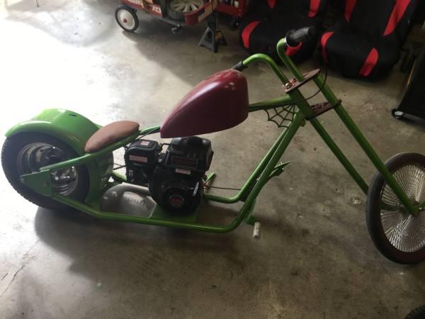 Photo Custom mini Chopper - $700