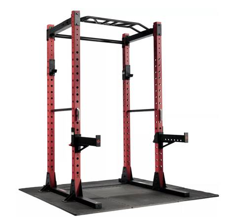 Photo Ethos power rack 1.0 weight cage - $525 (Lincoln)