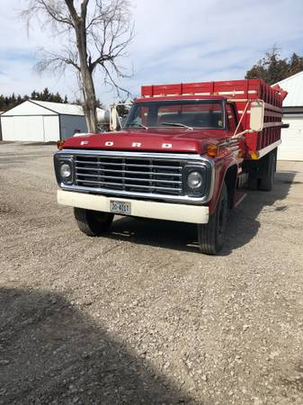 Photo For Sale 1979 Ford Truck (Elmwood)