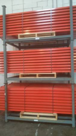 Photo HUGE PALLET RACK SALE- AUG. 31. GREAT PRICES ON NEW AND USED (Omaha)