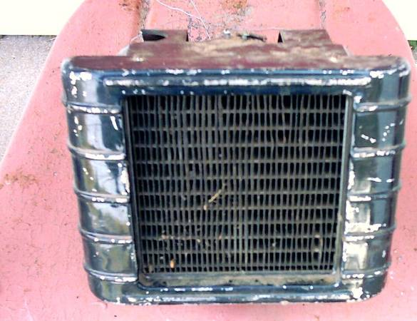 Photo Heater from a 1930 Ford Model A - $85 (west Lincoln)