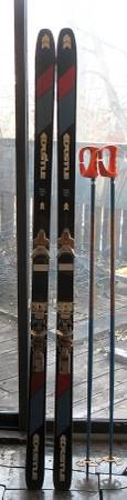 Photo Kastle Free-Style Pro Skis Made in Austria - $95 (NW Lincoln)