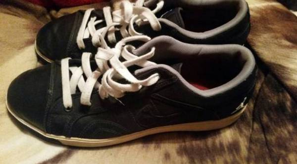 Photo Mens Jordan shoes - $10 (Lincoln)