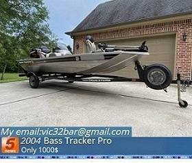 Photo Need the money for a down payment for a brand new ski boat
