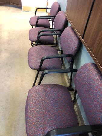Photo Office Chairs - $40 (Lincoln (downtown))