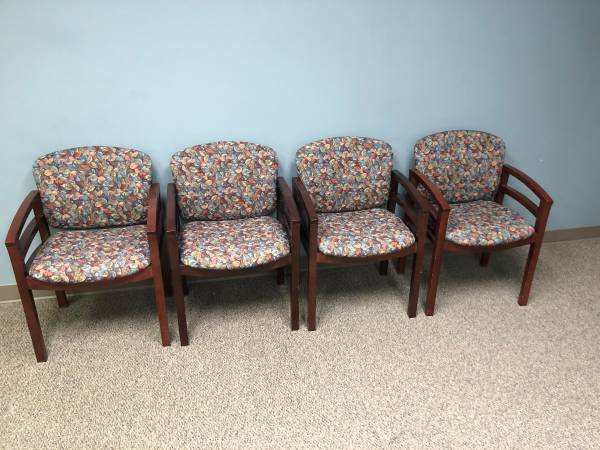 Photo Office Chairs for sale - $20 (Lincoln (downtown))