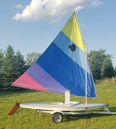Photo Sunfish Sailboat - $2,500 (Lincoln, Ne)