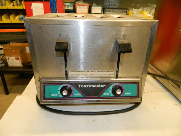 Photo TOASTMASTER TOASTER TOASTER COMMERCIAL GRADE - $100 (Lincoln)
