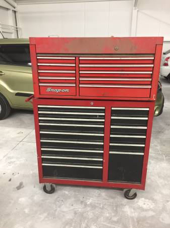 Photo Tool boxes for sale. tool box Snap-on - $200 (Lincoln, NE)
