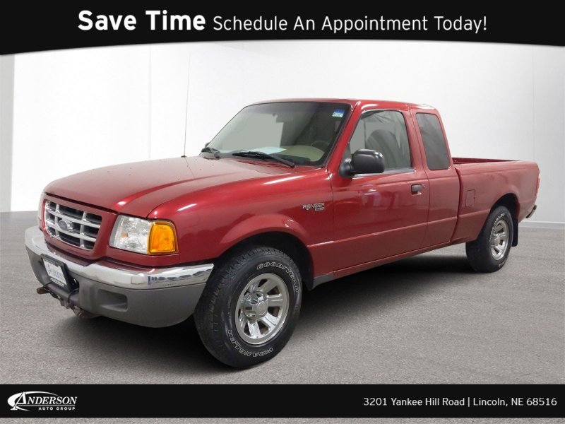 Photo Used 2003 Ford Ranger XLT for sale