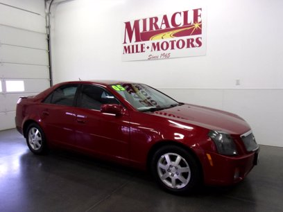 Photo Used 2005 Cadillac CTS 3.6 for sale