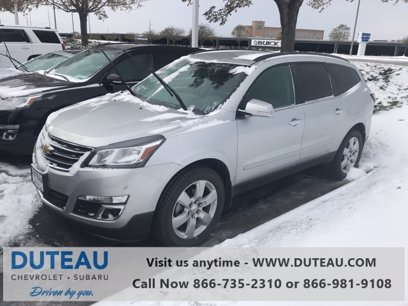 Photo Used 2016 Chevrolet Traverse AWD LT w 1LT for sale