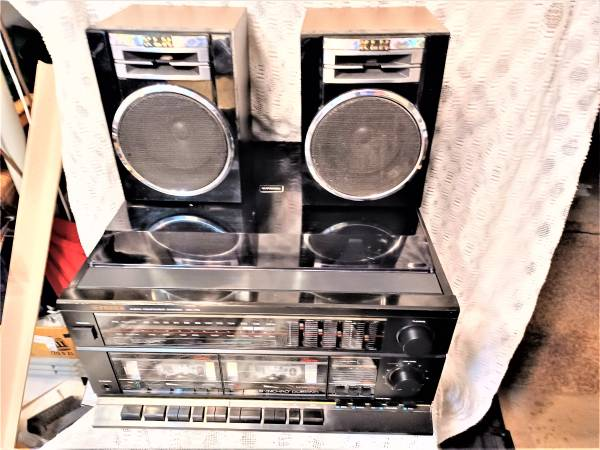 Photo VINTAGE Fisher Audio Component Stereo System MC-715. Refurbished. - $75 (se lincoln ne)