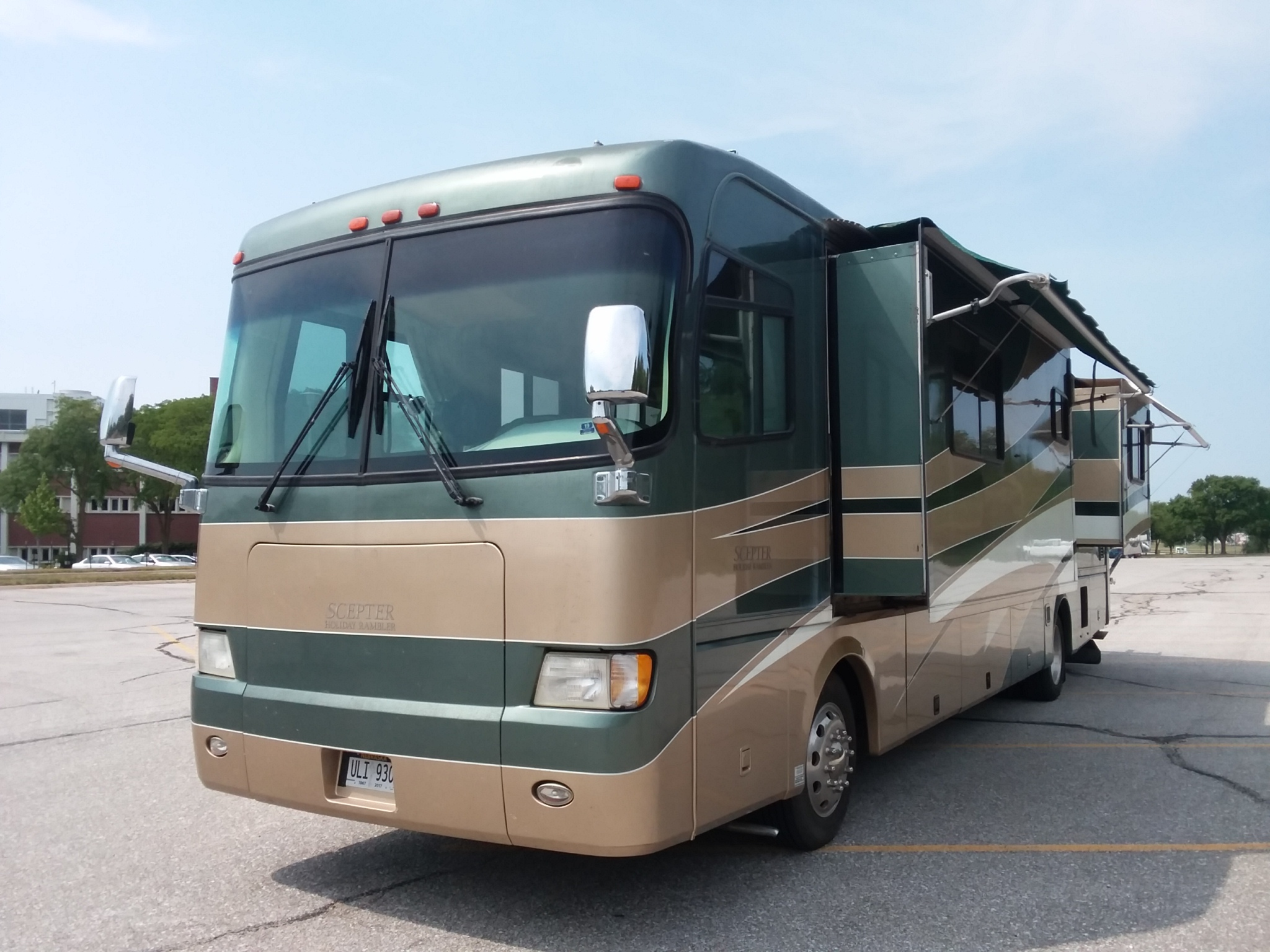 Photo 2001 Holiday Rambler SCEPTER 38PDQ $ 38750     Get Financing as low as 418.50mo      Get Financing as low as 418.50mo
