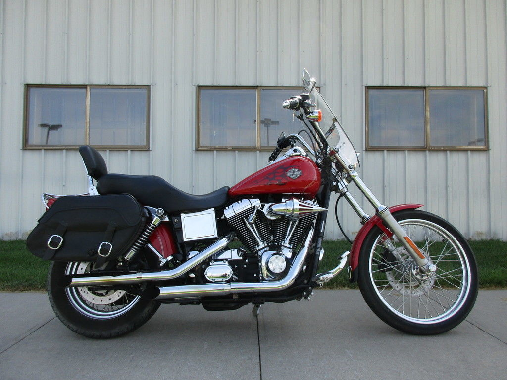 Photo 2004 Harley-Davidson FXDWG - Dyna Wide Glide $6970