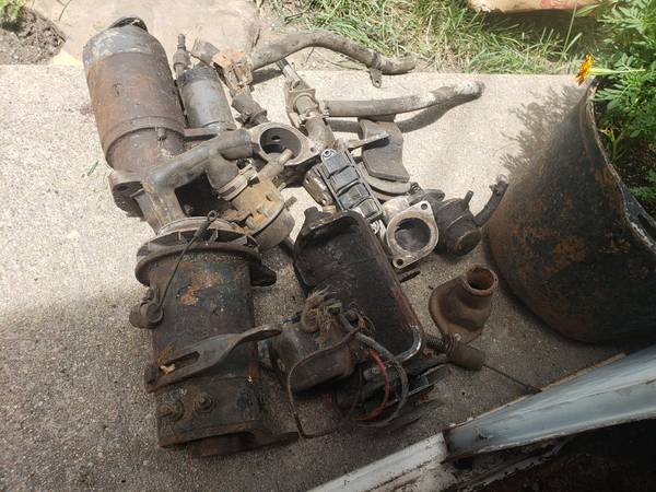 Photo opel gt spare parts - $125 (lincoln)