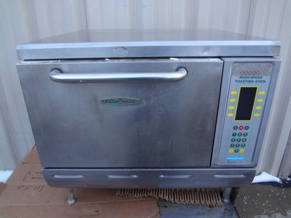 Photo turbo chef toaster oven microwave - $1,000 (Lincoln)