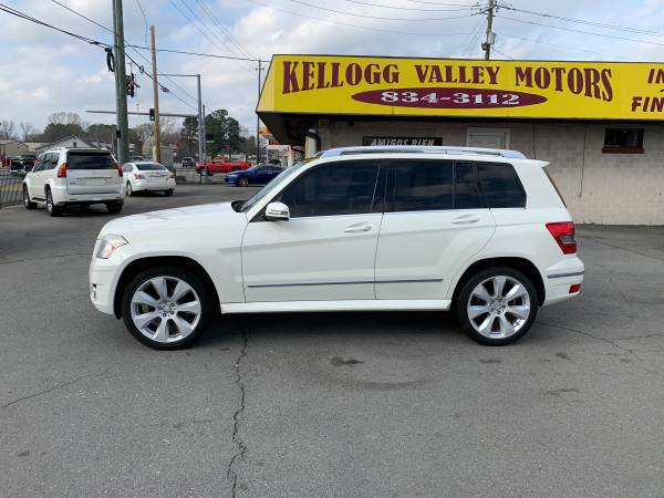 Photo 10 MERCEDES BENZ GLK35 LOADED SHARP A BEAUTY (KELLOGG VALLEY MOTORS)