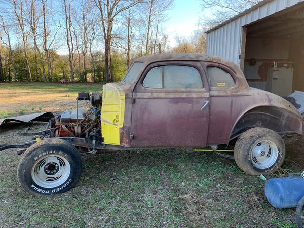 Photo 1939 Chevy Coupe - $7000 (Greenbrier)