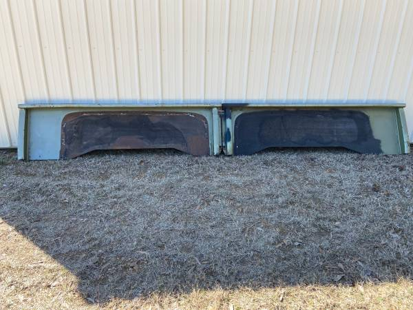 Photo 1967-1972 Chevy C10 or GMC Stepside Bed Sides - $200 (Beebe)
