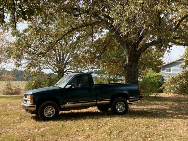 Photo 1995 Chevy Z71 - $3,500 (North Little Rock)