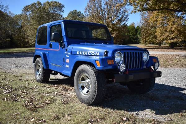 Photo 2003 Jeep Wrangler TJ - $10,500 (Ash Flat)
