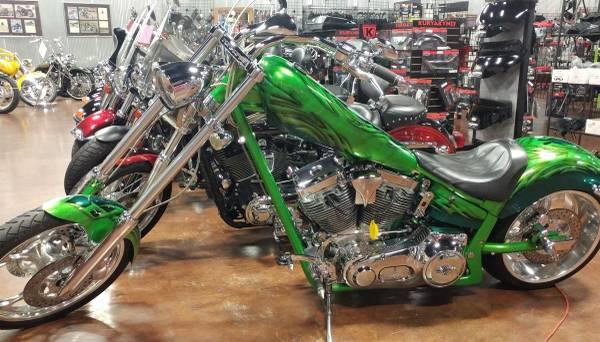 Photo 2006 American Iron Horse Texas Chopper - $14500 (Little Rock)