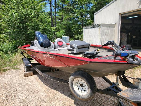 Photo 2015 Bass Tracker ProTeam 175 - $13,500 (Hot Springs Village)