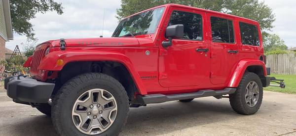 Photo 2016 Jeep Wrangler Unlimited Rubicon with warranty - $33,998 (Conway)