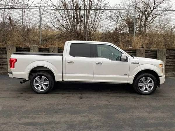 Photo 2017 F150 Limited Ecoboost Ford Truck 4X4 - $21500