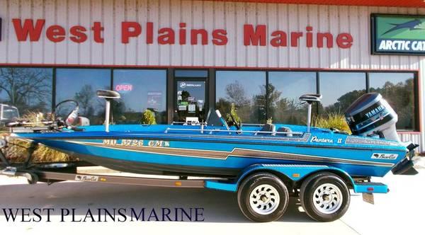 Photo 3990 Bass Cat Panterra II 3993 Yamaha 200 Pro V  Trailer - $13,995 (West Plains MO 65775)