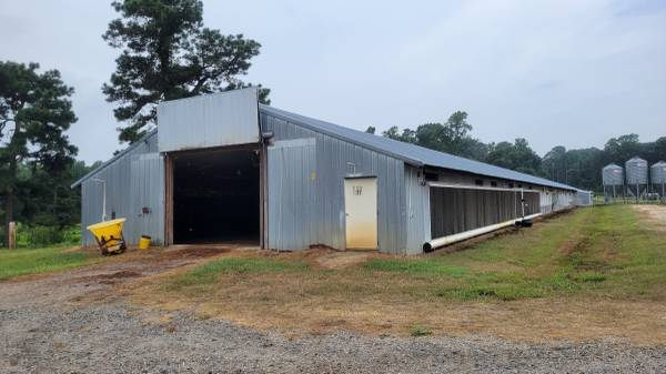 Photo Best BUY - Tyson Contract 4 house Broiler Farm (Rison)