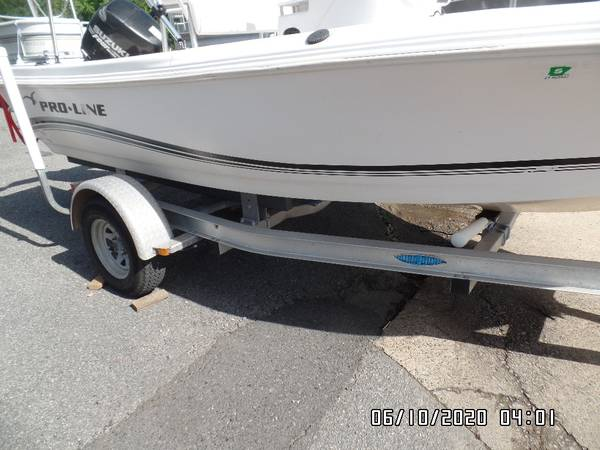 Photo Center Console Bay Boat V Hull - $10,500 (Lake Hamilton)