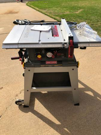 Photo Craftsman Table Saw - $200 (Conway)