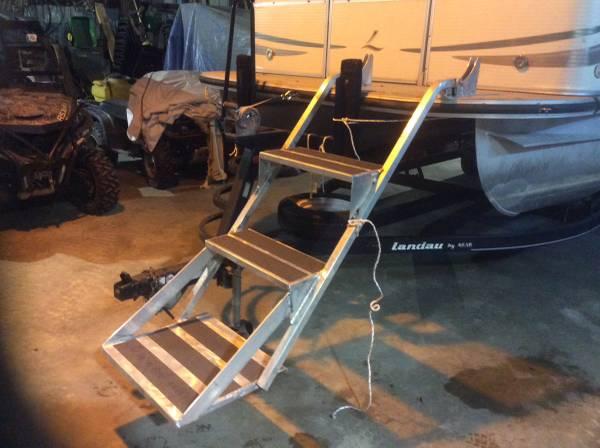 Photo Custom Made Aluminum Dog Ladder - $500 (Paragould)