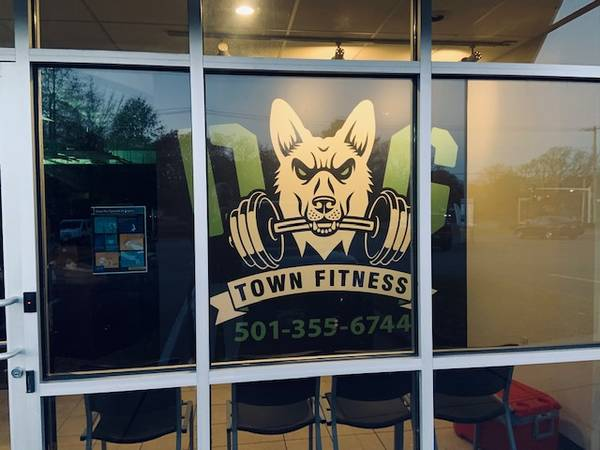Photo Dogtown Fitness Gym - $45,000 (North Little Rock)