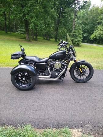 Photo Harley Davidson Sportster Trike - $12,500 (Benton, Ar.)