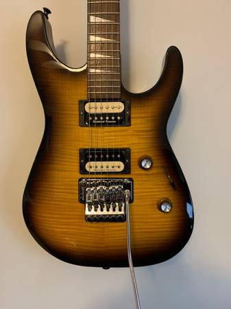Photo Jackson JS32R Dinky Tobacco Burst UPGRADED (30th anniversary) - $550 (Little Rock)