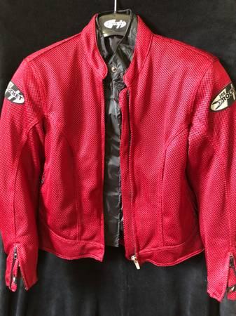 Photo Joe Rocket Ladies Motorcycle Jacket - $50