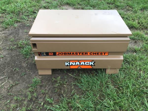 Photo Knaack Tool Box - $275 (Greers Ferry)
