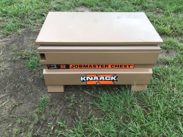 Photo Knaack Tool Box - $290 (Greers Ferry)