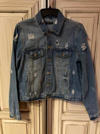 Photo Ladies Small Blue Jean Jacket - $95 (West Little Rock-Chenal)