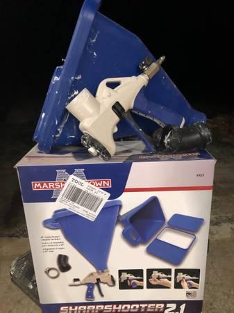 Photo Marshalltown Drywall Texture Hopper Spray Gun - $60 (Heber Springs)