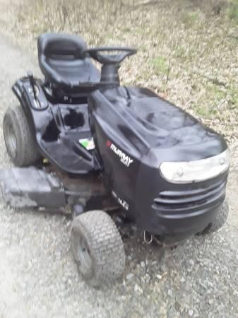 Photo Murray riding mower - $450