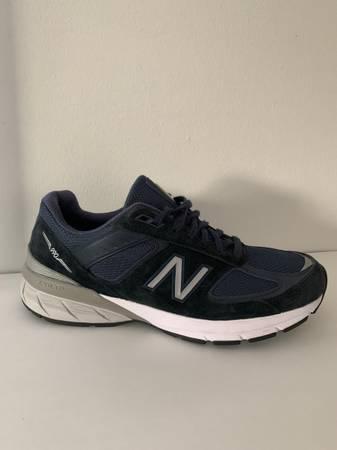 Photo NEW Mens NewBalance 990 Blue  Gray Tennis Shoes Sneakers - $50 (Little Rock)