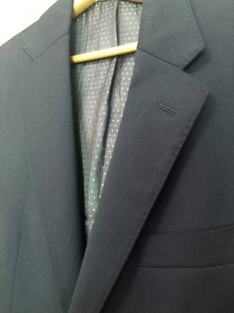 Photo Navy Blue Suit - $50 (West Little Rock)