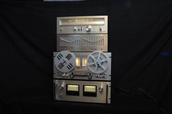 Photo Pioneer Stereo Vintage Stack - $2,995 (Maumelle)