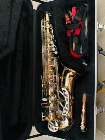 Photo Selmer Alto Saxophone - $1,500 (Cabot)
